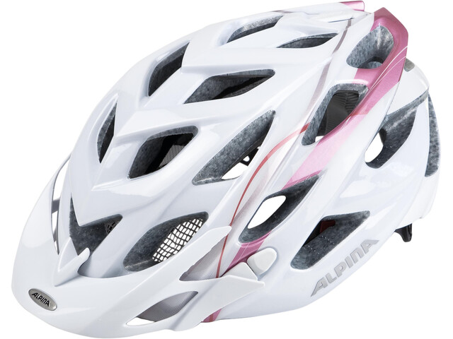 Alpina D-Alto Helmet white-rose gold